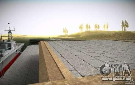 SF Army Re-Textured für GTA San Andreas her Screenshot