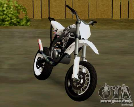 Honda 50 Tuned Stunt für GTA San Andreas