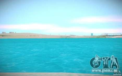 HD-Wasser für GTA San Andreas