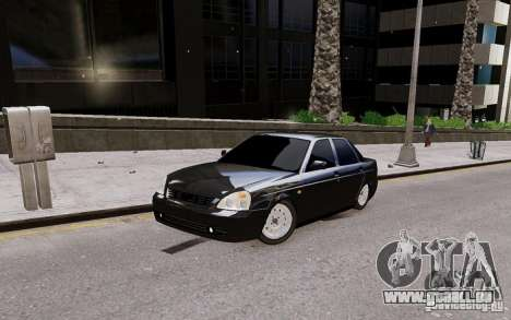 Lada Priora Dag Style pour GTA 4