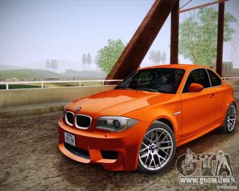 BMW 1M v2 für GTA San Andreas