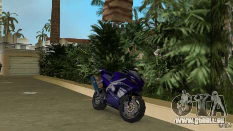 Yamaha YZF R1 für GTA Vice City