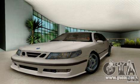 Saab 9-5 Sedan Tuneable pour GTA San Andreas