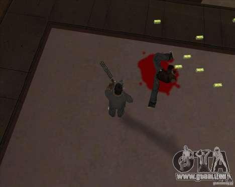 Real Ragdoll Mod Update 02.11.11 für GTA San Andreas dritten Screenshot