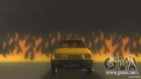 VAZ-1111-Oka-Limousine für GTA Vice City zurück linke Ansicht