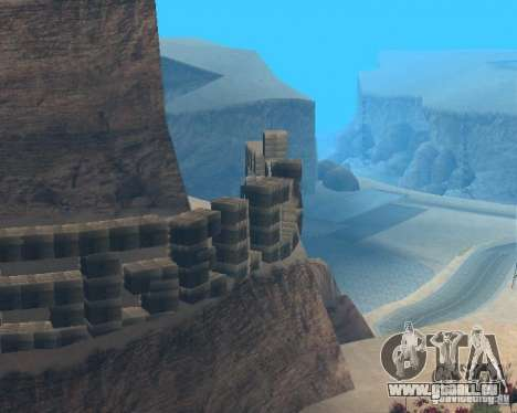 Modern Bone Country für GTA San Andreas siebten Screenshot