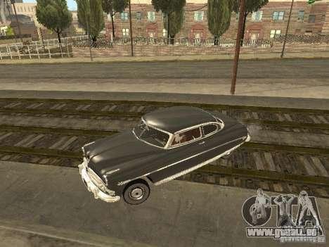 Hudson Hornet 1952 pour GTA San Andreas vue de côté