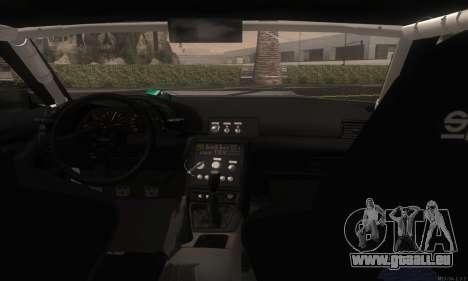 Elegy für GTA San Andreas rechten Ansicht
