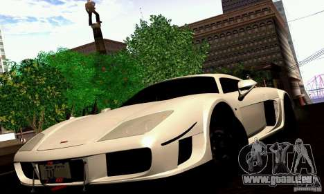 Noble M600 pour GTA San Andreas