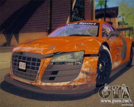 GTA IV Scratches Style pour GTA San Andreas troisième écran