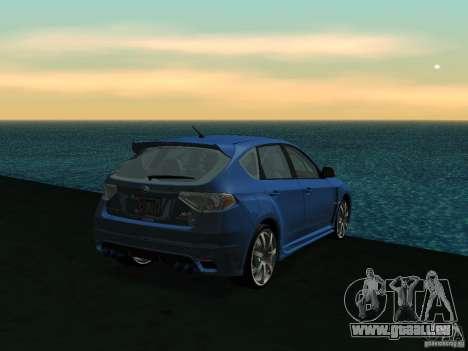 GFX Mod pour GTA San Andreas cinquième écran