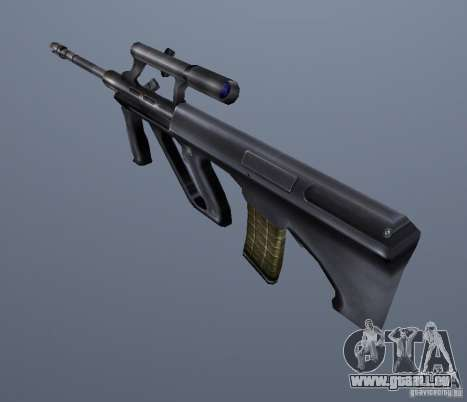 CS Guns Beta 1B für GTA San Andreas
