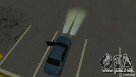 Halogen-Scheinwerfer für GTA San Andreas sechsten Screenshot