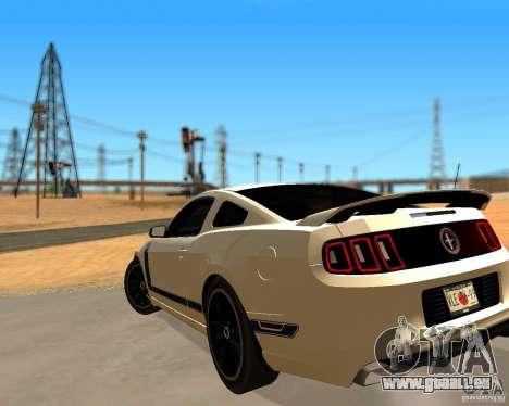 Real World ENBSeries v3.0 pour GTA San Andreas sixième écran