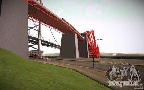 HD Red Bridge pour GTA San Andreas