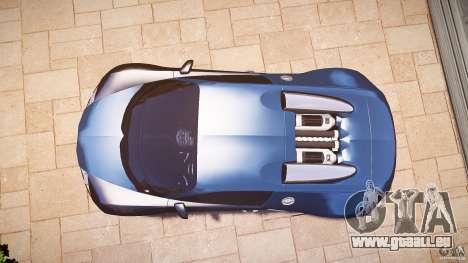 Bugatti Veyron 16.4 v3.0 2005 [EPM] Strasbourg für GTA 4 rechte Ansicht