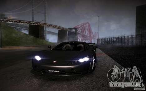 SA Illusion-S V1.0 Single Edition pour GTA San Andreas quatrième écran