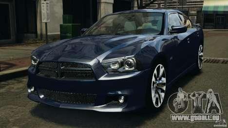 Dodge Charger SRT8 2012 v2.0 für GTA 4