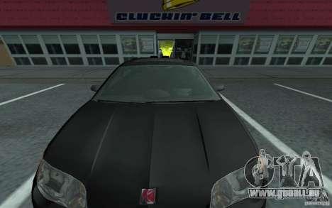 Saturn Ion Quad Coupe pour GTA San Andreas