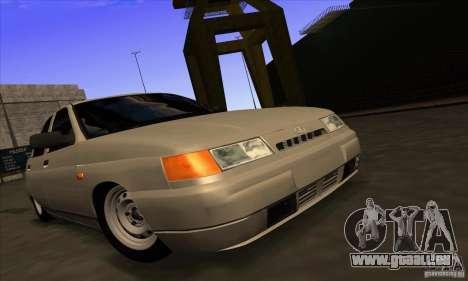 VAZ-2112 für GTA San Andreas Seitenansicht