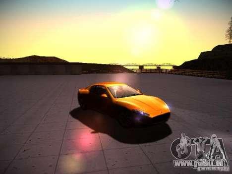 ENBSeries By Avi VlaD1k v2 pour GTA San Andreas deuxième écran