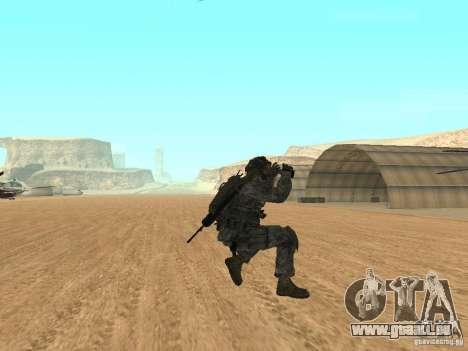 Animations v1.0 pour GTA San Andreas quatrième écran