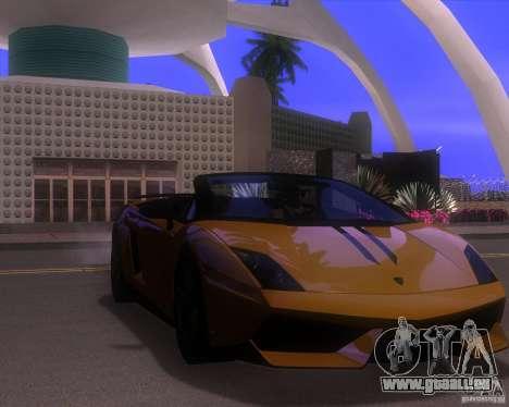 ENBSeries by LeRxaR v4.0 pour GTA San Andreas deuxième écran
