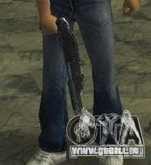 Max Payne 2 Weapons Pack v2 GTA Vice City pour la troisième écran