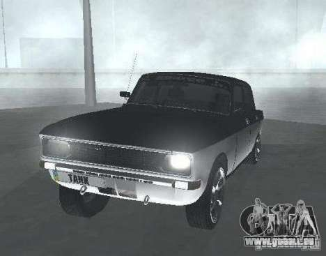 AZLK Moskvich 2140 leichte Tuning für GTA San Andreas