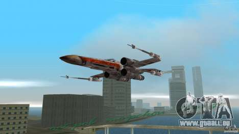 X-Wing Skimmer pour GTA Vice City