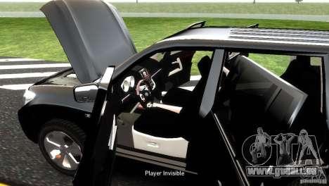 Toyota Land Cruiser 200 RESTALE pour le moteur de GTA 4