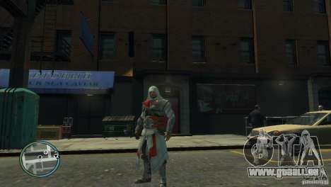 Assassins Creed BrotherHood - Ezio Auditore pour GTA 4
