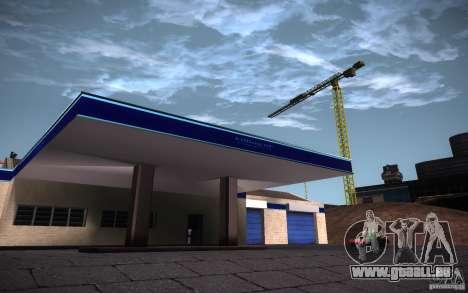 San Fierro Re-Textured für GTA San Andreas