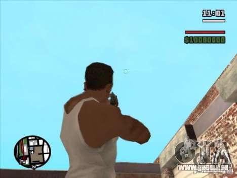 TOMSON für GTA San Andreas zweiten Screenshot