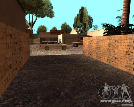 New Ghetto pour GTA San Andreas