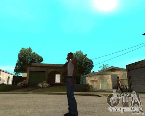 Nokia N97 pour GTA San Andreas cinquième écran