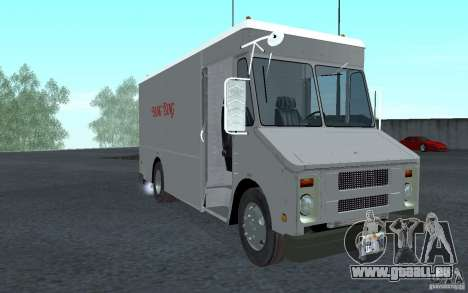 Chevrolet Step Van 30 (1988) für GTA San Andreas