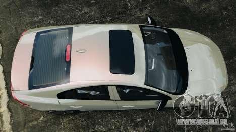 Volvo S60 R Design pour GTA 4 est un droit