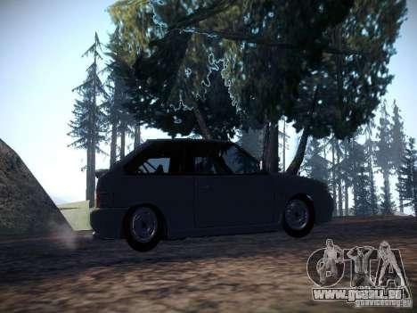 VAZ 2113 Drain für GTA San Andreas rechten Ansicht