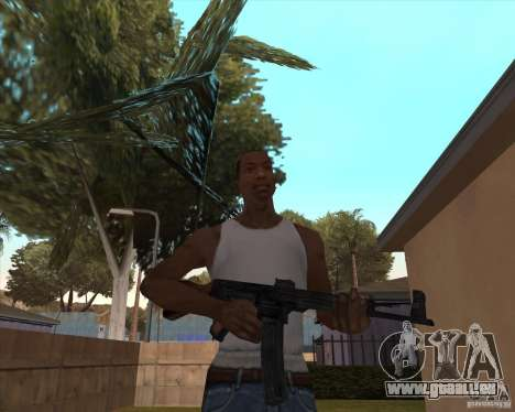 Mp43 (stg44) from wolfenstein pour GTA San Andreas