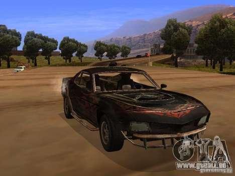 Car from FlatOut 2 für GTA San Andreas Seitenansicht