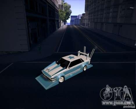 Toyota Cresta GX71 Bosozoku für GTA San Andreas