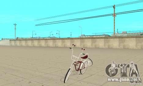 Low Rider Bike pour GTA San Andreas