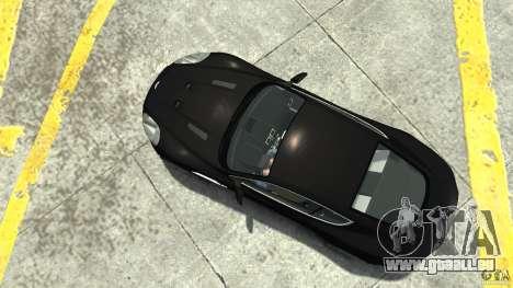 Aston Martin DBS v1.1 sans tonifier pour GTA 4 est un droit