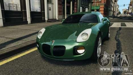 Pontiac Solstice 2009 pour GTA 4