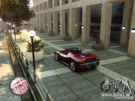ENBSeries 0.079 SORA für GTA 4 Sekunden Bildschirm