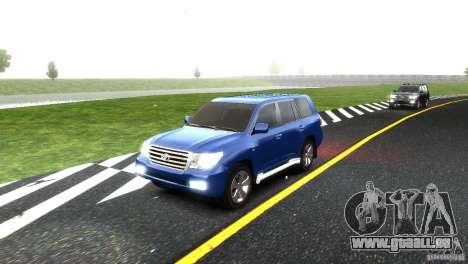 Toyota Land Cruiser 200 RESTALE für GTA 4 Unteransicht