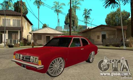 Ford Taunus Coupe pour GTA San Andreas