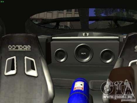 Mazda RX 7 Veil Side pour GTA San Andreas vue de côté