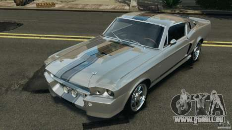 Shelby Mustang GT500 Eleanor 1967 v1.0 [EPM] für GTA 4